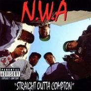 N.W.A., Straight Outta Compton [Remastered] (CD)
