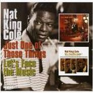 Nat King Cole, Just One Of Those Things / Let's Face The Music (CD)