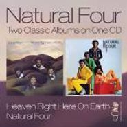 The Natural Four, Natural Four/Heaven Right Here (CD)