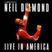 Neil Diamond, Live In America (CD)