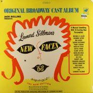 Various Artists, Leonard Sillman's New Faces of '68 [Original Broadway Cast] (LP)