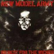 New Model Army, No Rest For The Wicked (CD)