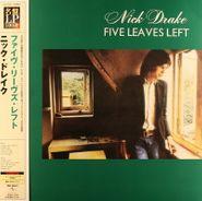 Nick Drake, Five Leaves Left [Japanese Pressing] (LP)