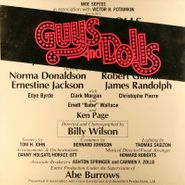 Various Artists, Guys and Dolls [Original Cast] (LP)