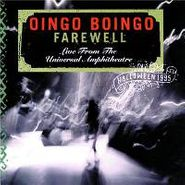 Oingo Boingo, Farewell: Live From The Universal Ampitheatre, Halloween 1995 (CD)