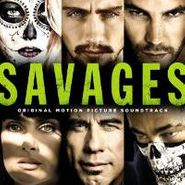 Adam Peters, Savages [OST] (CD)