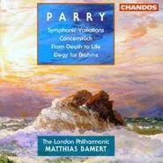 Hubert Parry, Parry: Symphonic Variations/Concertstuck (CD)