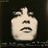 """Patti Smith Group, Ask The Angels / Time Is On My Side [French] (7"""")"""
