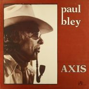 Paul Bley, Axis: Solo Piano (LP)