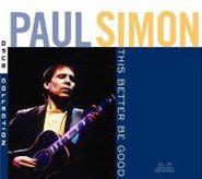 Paul Simon, Paul Simon Opus Collection: This Better Be Good (CD)