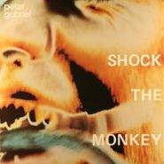 "Peter Gabriel, Shock The Monkey / Soft Dog (12"")"