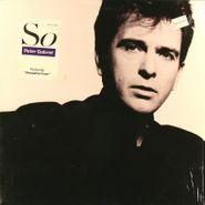 Peter Gabriel, So (LP)