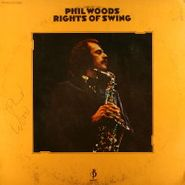 Phil Woods, Rights Of Swing [Signed] (LP)