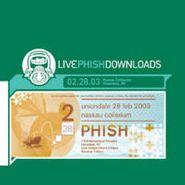 Phish, Live Phish: 02.28.03 Nassau Coliseum, Uniondale, NY (CD)