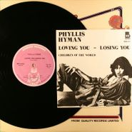 "Phyllis Hyman, Loving You / Losing You / One Thing On My Mind (12"")"