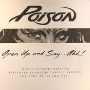 Poison, Open Up And Say...Ahh! [Limited Edition, Promo] (LP)