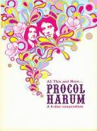 Procol Harum, All This And More...A 4-Disc Compendium [Box Set] (CD)