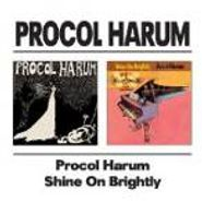 Procol Harum, Procol Harum  / Shine On Brightly (CD)