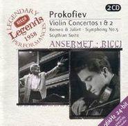 Sergei Prokofiev, Prokofiev: Violin Concertos/Suites (CD)