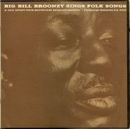 Big Bill Broonzy, Big Bill Broonzy Sings Folk Songs (LP)