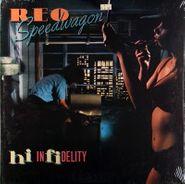 REO Speedwagon, Hi Infidelity (LP)