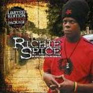 Richie Spice, In The Streets To Africa [Limited Edition] (CD)