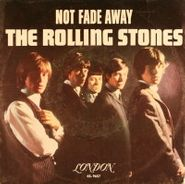 """The Rolling Stones, Not Fade Away / I Wanna Be Your Man (7"""")"""