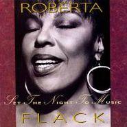 Roberta Flack, Set the Night to Music (CD)