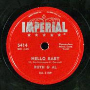 Ruth & Al, Real Gone Party / Hello Baby (78)