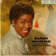 Sarah Vaughan, Great Songs From Hit Shows (LP)