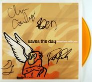 """Saves The Day, Anywhere With You [Signed] (7"""")"""