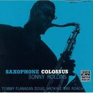 Sonny Rollins, Saxophone Colossus (CD)