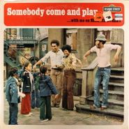 Various Artists, Somebody Come and Play... with Me On Sesame Street [OST] (LP)