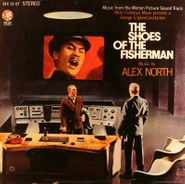 Alex North, The Shoes Of The Fisherman [Score] (LP)