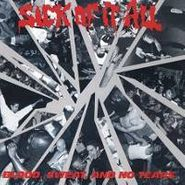 Sick Of It All, Blood, Sweat and No Tears (CD)