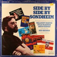 Stephen Sondheim, Side By Side [1976 Original London Cast] (LP)
