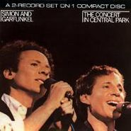 Simon & Garfunkel, The Concert In Central Park (CD)