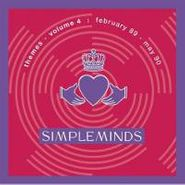 Simple Minds, Themes - Volume 4: February '89 - May '90 (CD)