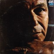 Frank Sinatra, A Man Alone & Other Songs Of Rod McKuen (LP)