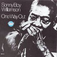 Sonny Boy Williamson, One Way Out (CD)