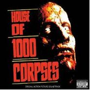 Rob Zombie, House of 1000 Corpses [OST] (CD)