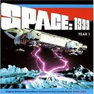 Barry Gray, Space: 1999, Year 1 [OST] (CD)
