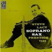 Steve Lacy, Soprano Sax (CD)