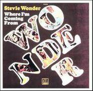 Stevie Wonder, Where I'm Coming From (CD)