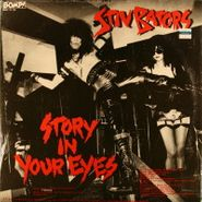 """Stiv Bators, Story In Your Eyes / Have Love, Will Travel (12"""")"""