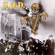 S.O.D., Live At Budokan (CD)