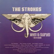 "The Strokes, Elephant Song / When It Started [Fan Club Only] (7"")"