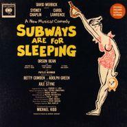 Various Artists, Subways Are for Sleeping [Original Broadway Cast] (LP)