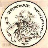"""Superchunk, Misfits & Mistakes [Picture Disc] (7"""")"""