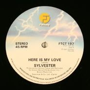 "Sylvester, Here Is My Love (12"")"